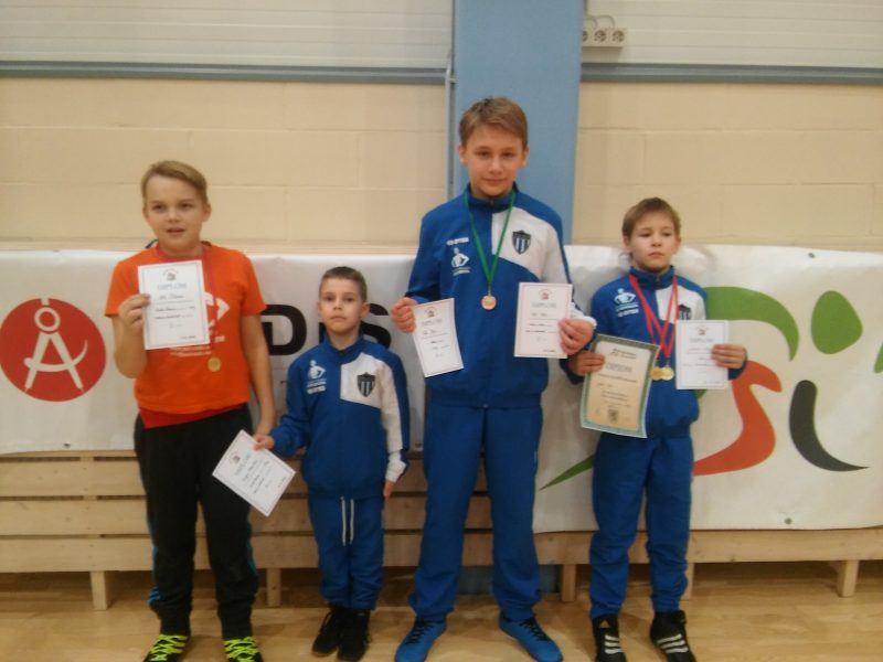 Pärnu lahtised meistrivõistlused 2016 Paikusel