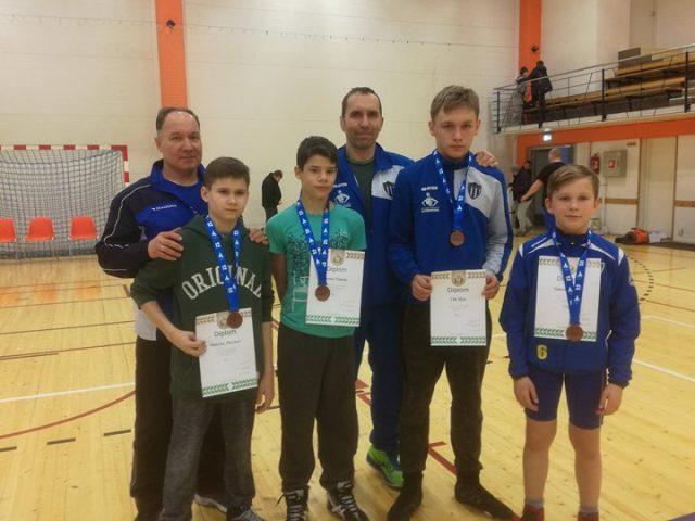 Eesti meistrivõistlused õpilastele 2018