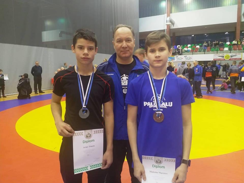 Eesti meistrivõistlused õpilastele Tartus