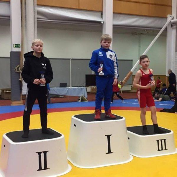 Myhi Turnaus 2019 Ilmajoel, Soomes