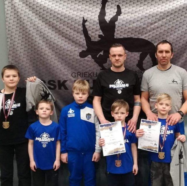 Artemjeva X mälestusturniir 2019 - Kristjan Palusalu Spordikooli poisid Salduses
