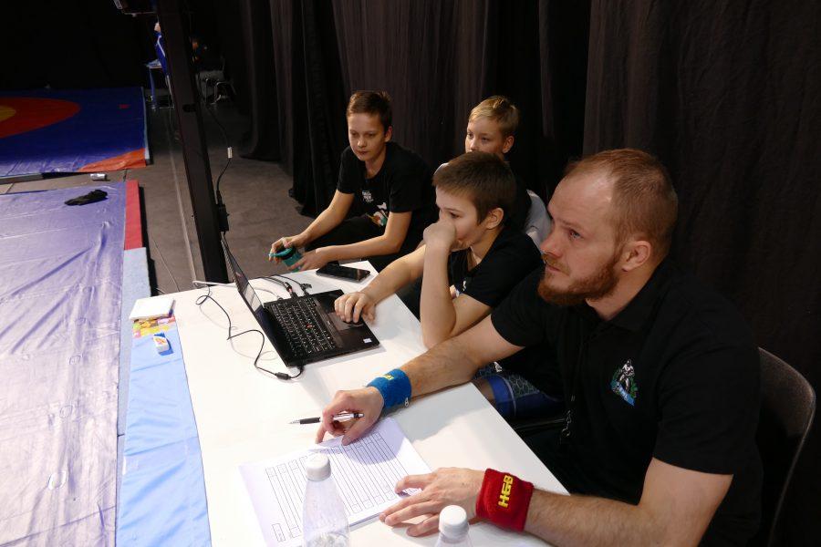Anton Jääger, Timo Lilloja, Markus Mikk Mölder