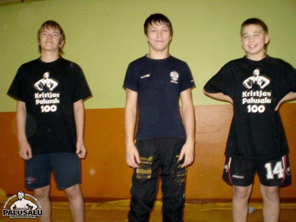 K.Palusalu Spordiklubi Jõulud 2008