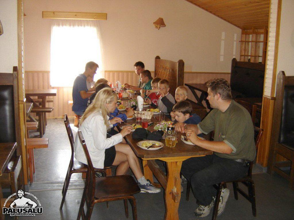 Suvelaager Kihnus 2006