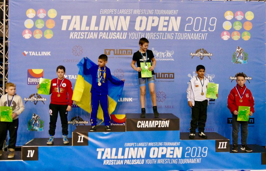 Tallinn Open 2019, Markus Mikk Mölder