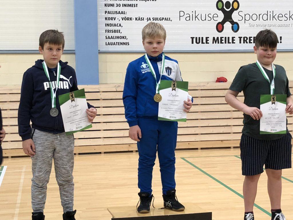 Pärnumaa lahtised meistrivõistlused 2019 noortele