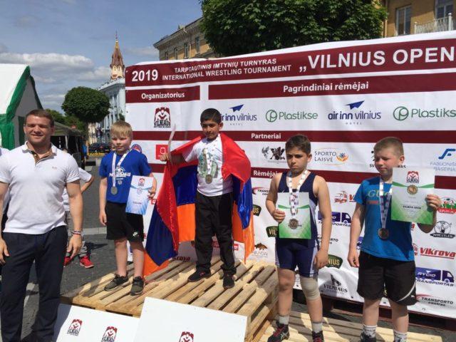 Vilnius Open 2019
