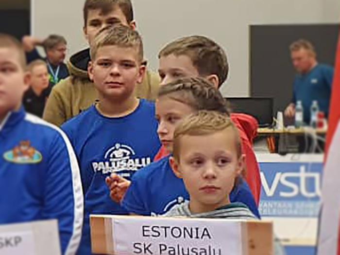 Helsinki Open Wrestling Tournament 2019